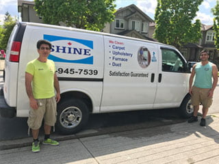Shine Carpet Cleaning Professional